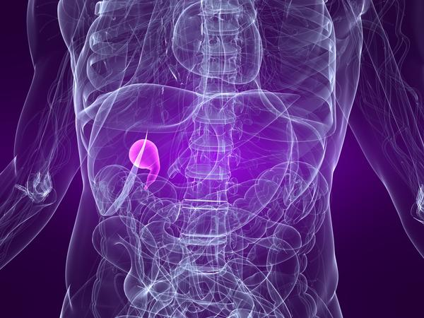 How long does a gallbladder attack last?