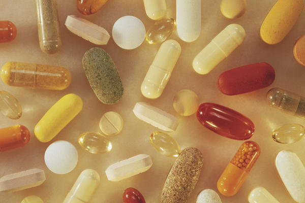 Can I take vitamin supplements while I am on antibiotics?