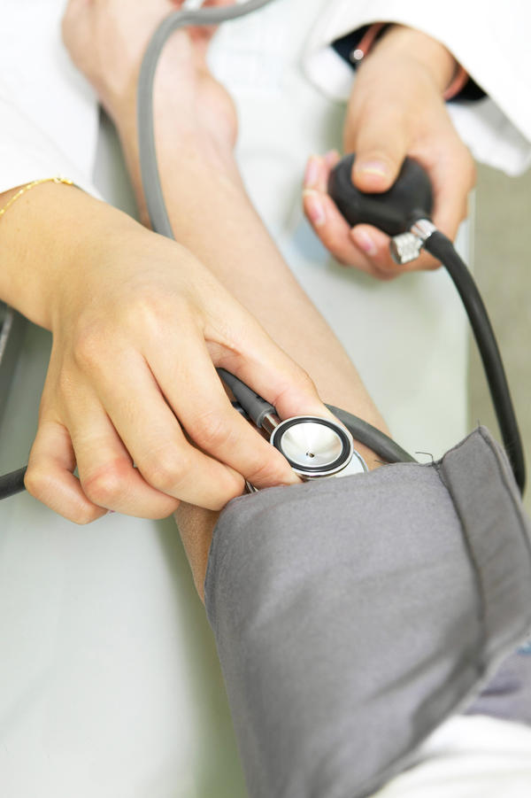 What to do if I took a high blood pressure medicine by mistake!!?