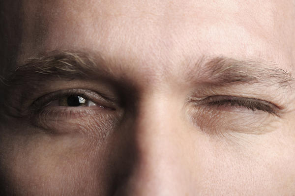 What are some of the risk factors for getting Eyelid twitching?