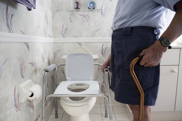 Does everyone over 50 have problems with urination flow?