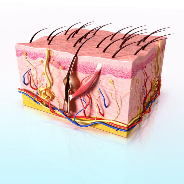 I have a bump on my chest thats hard as a rock. My wife thinks its an ingrown hair. Been there for years. I can send a pic. ?