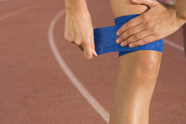 Why do I get sudden thigh pain when running?