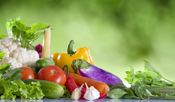 As a vegetarian what food should i eat to guarantee my health?