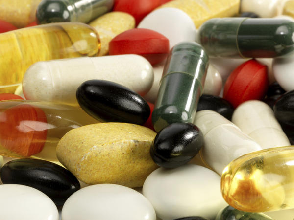 Is it considered unhealthy and even dangerous to take nutritional supplements with prescription drugs?