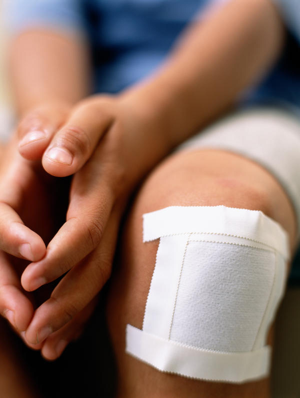 How can I treat my puncture wound?