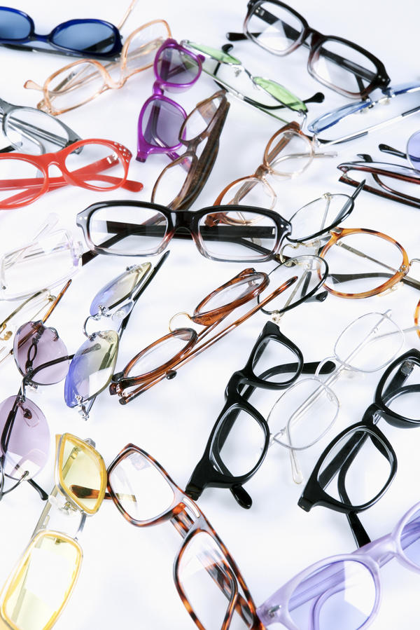 What is the strongest eyeglasses prescription?