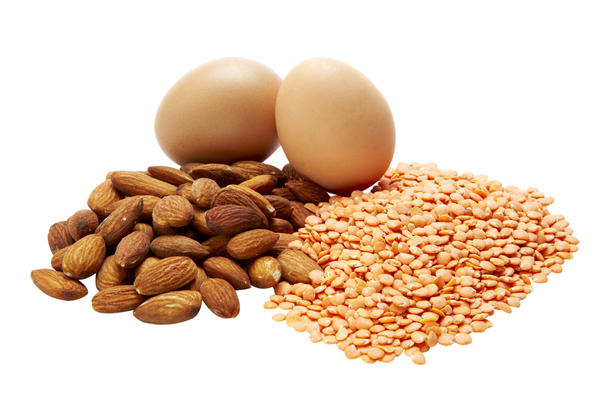 Does protein cause high cholesterol? Can foods high in protein cause high cholesterol?