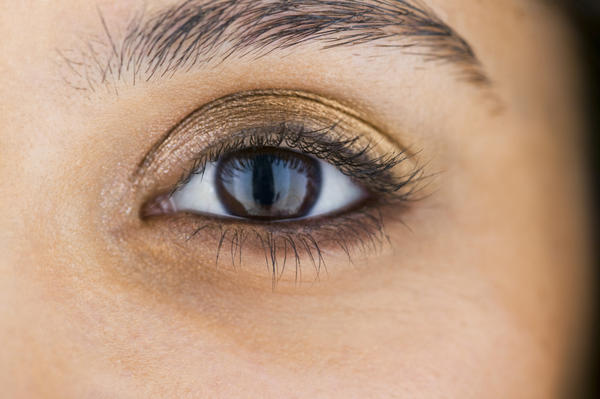 Can the infection that causes bacterial vaginosis also infect the eye?