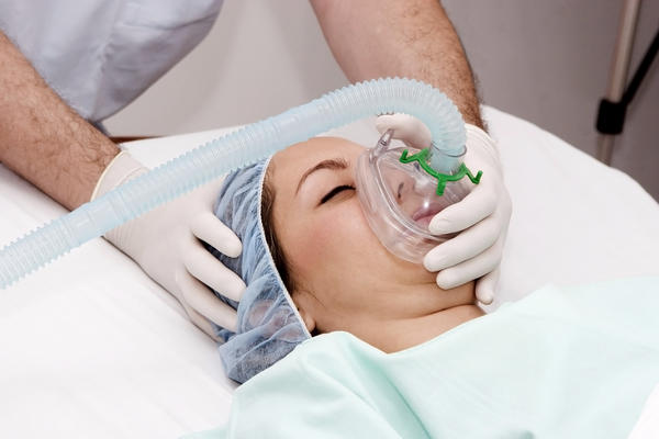 What are the long term side effects  of general anesthetic?
