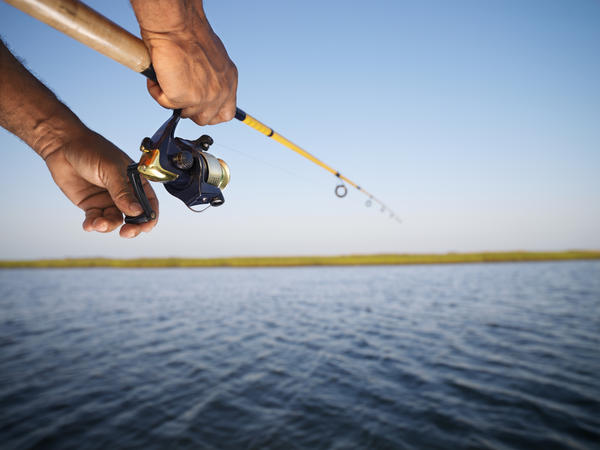 Does fishing have any health benefits?