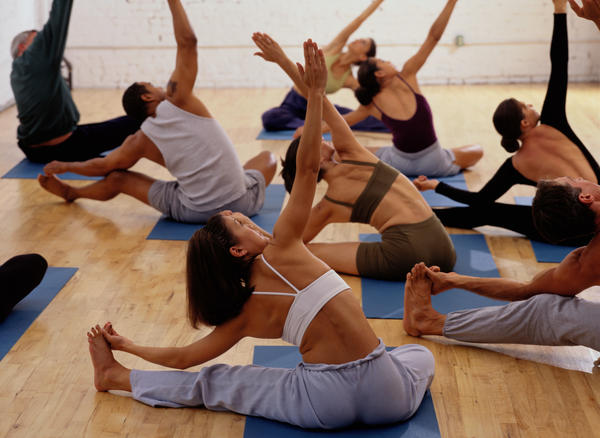 Does doing Bikram yoga count as weight training?