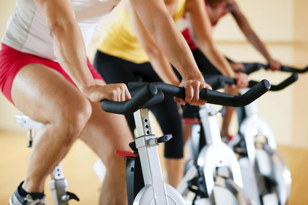 What can be done to shed pounds fast by exercising?