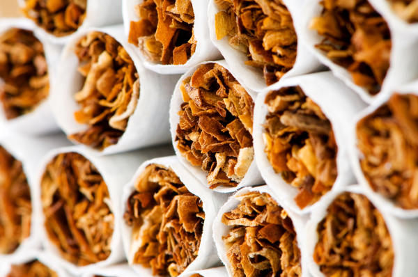Can you get lung cancer from smoking tobacco / nicotine free herbal cigarettes?