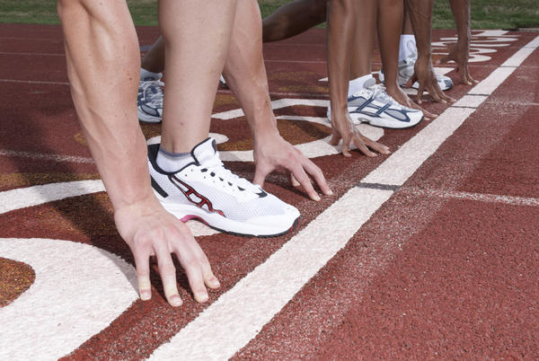 What is the time it takes for vesicular athletes foot to clear up?