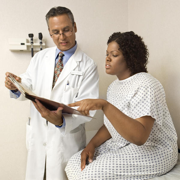 How does a gynecologist to tell if you have PID or ovarian cancer?