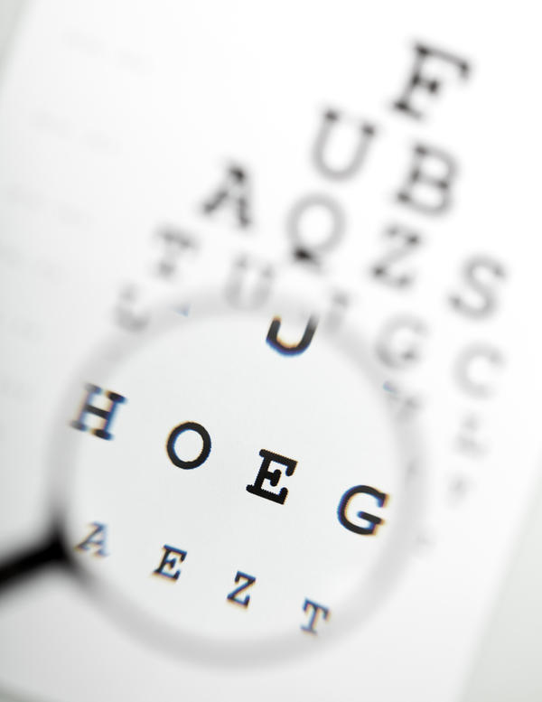 What to do if contacts are causing blurred vision?