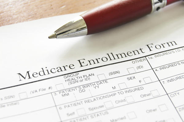 Can you tell me how can one show proof of age to complete the application for medicare?