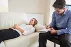 Psychotherapy Back Dealing with loss Pain Psychotherapy