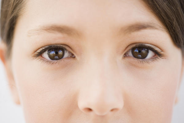 Is puffy eyes related to anemia?
