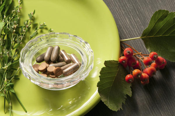 What foods should I avoid when taking herbal supplements?