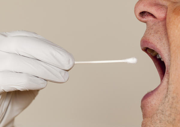 Can chicken pox or measles in your mouth?