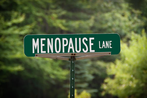 What are the symptoms associated with perimenopause?
