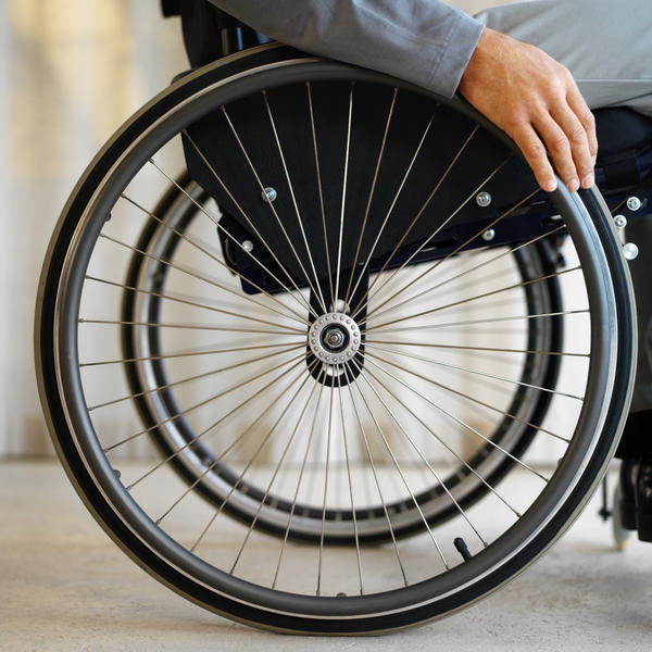 Does being in a wheelchair cause pressure ulcers?