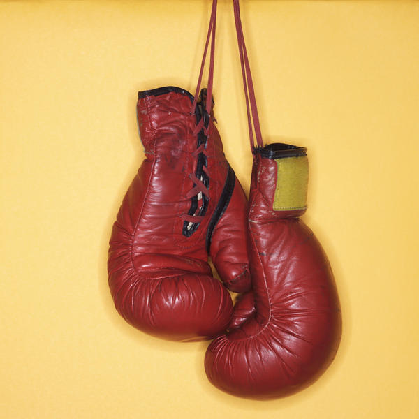 Can sharing boxing gloves cause any disease? I was a little sweaty and so was the other person during the workout? Worried