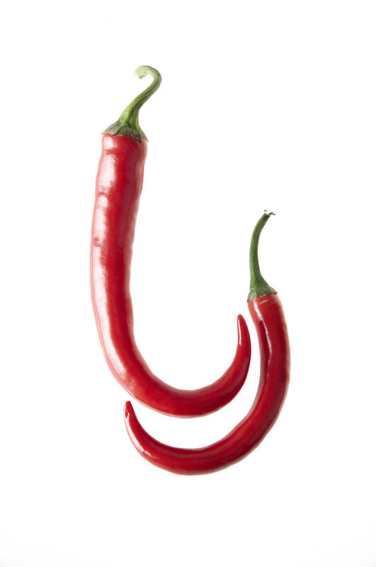 Does eating spicy food shorten a cold or flu?
