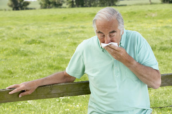 How can you relieve a chronic cough?