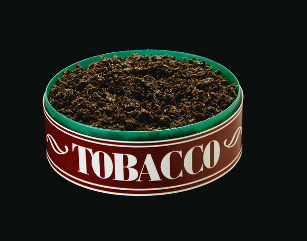 Can a person acquire a pathogenic bacteria &/or virus from swallowing chewing tobacco spit?