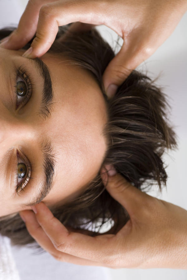 What's the most effective way to encourage hair regrowth after patchy hair loss caused by seborrheic dermatitis?