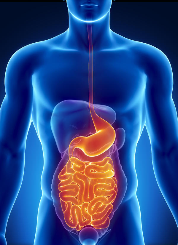 Can people with Crohn's disease have dumping syndrome?