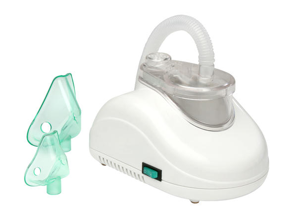 Can 2 nebulizers be given together?