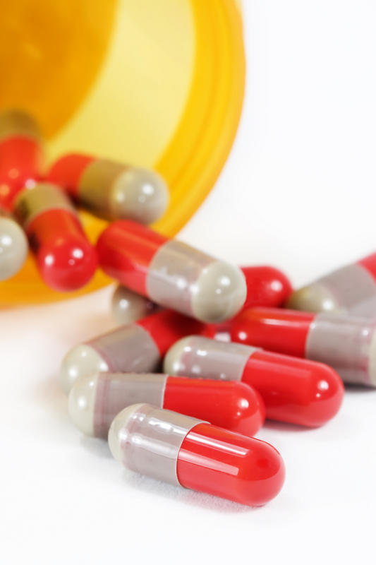 What's a real good antibiotic for a bacterial infection?