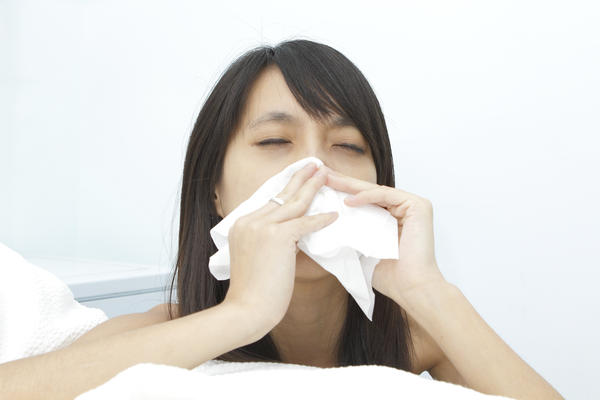 What's the quickest way to get rid of a blocked nose?