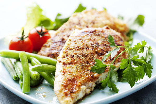 What protein foods are the best for a high protein diet?