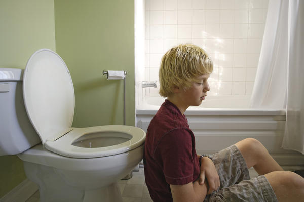 Is vomiting blood more than once a day a serious problem?