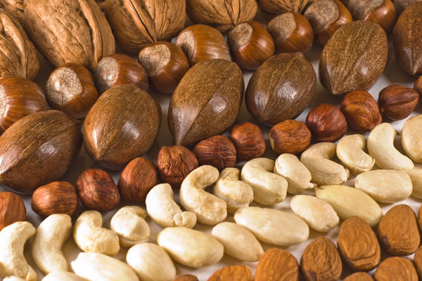 Could I grow out of my nut allergy?