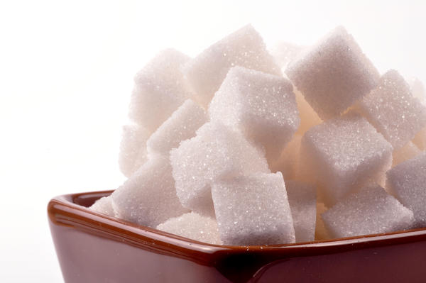 When looking at sugar content in different foods, how many grams is considered high?