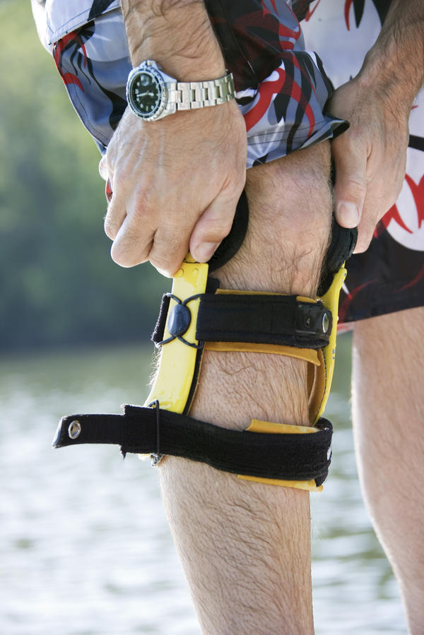 How long should you use a knee brace for?
