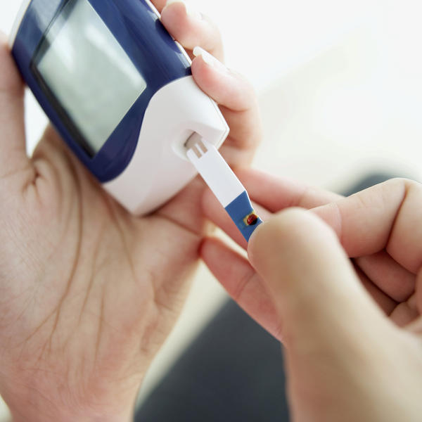 What can you do when your blood sugar level is 397?