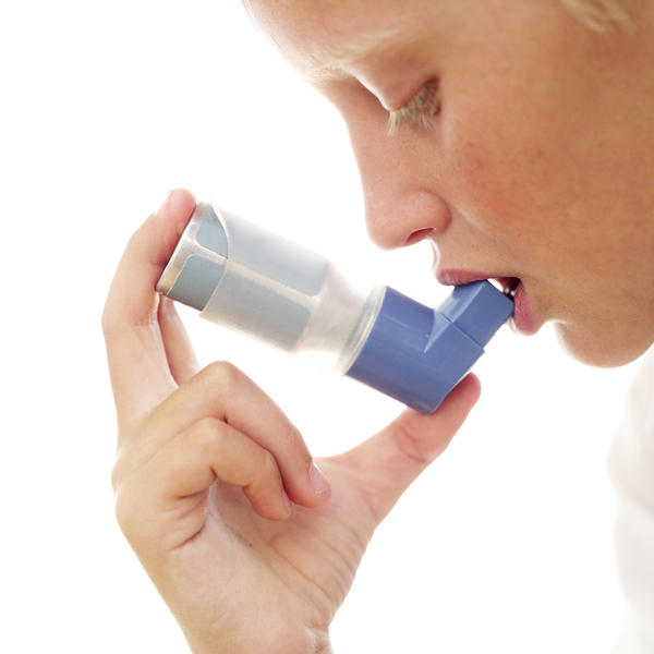 Is there penicillin, amoxicillin or Ceclor (cefaclor) in inhalers?