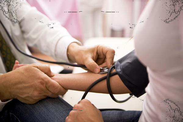 Is there high or low blood pressure in your veins?