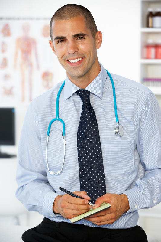 What're some types of non-surgical doctors?