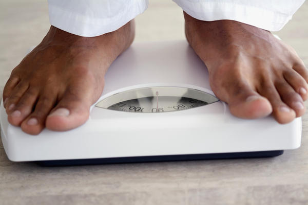 What is a healthy BMI for women who are overweight?