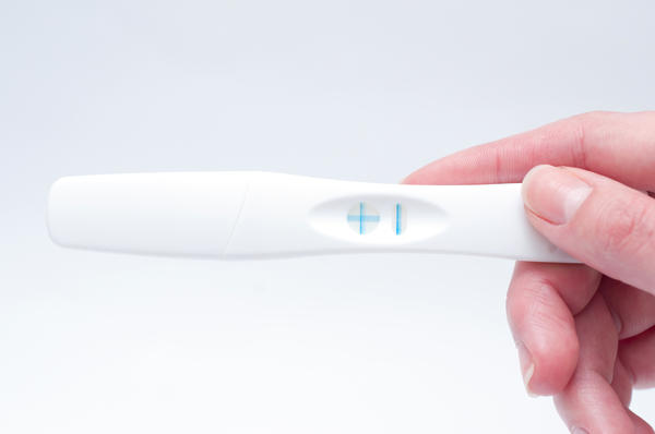 Whats the reason for  a negative positive home pregnancy test result?
