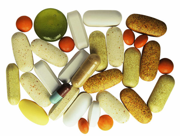 What are amino acid vitamin capsules taken for?