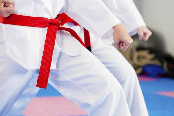 How many calories are you burn when doing karate?